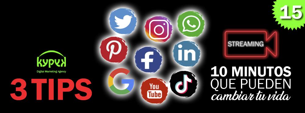 Cómo publicar en las redes sociales